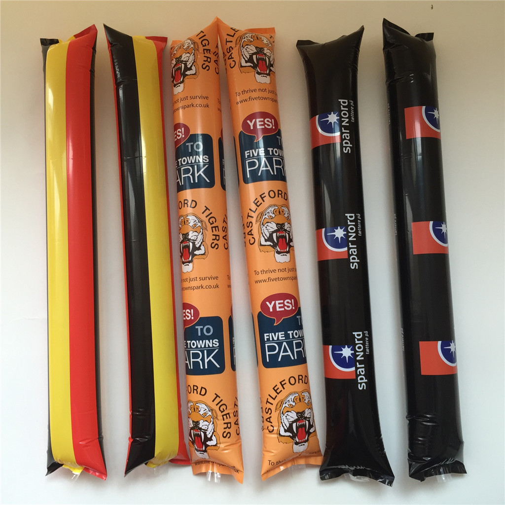 Inflatable Cheering Noise Maker Thunder Stick Sunglan